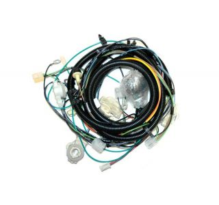 80 Headlight Wiring Harness w/Stereo Tape