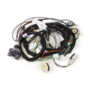 1982 Corvette Headlight Wiring Harness (w/ Analog Radio)