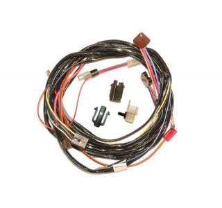 77L-78E Power Window Harness
