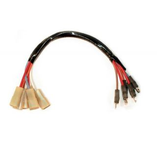 56 Power Top Deck Lid Switch Wiring Harness