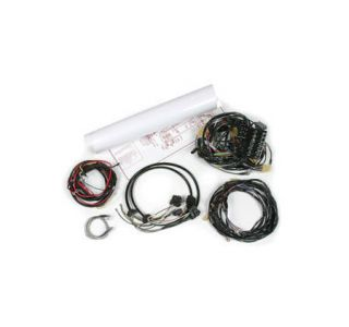 1962 Corvette Manual Wiring Harness Package