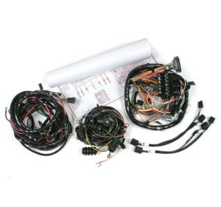 1967 Corvette Wiring Harness Package