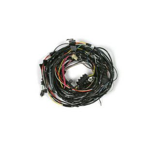 1971 Corvette Rear Light Wiring Harness w/Fiberoptics Assembly (w/Alarm)