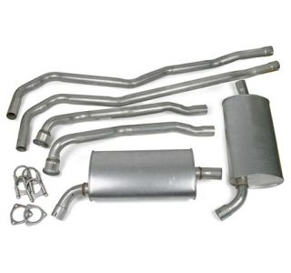 "1970-1972 Corvette 454 Manual 2 1/2"" Exhaust System"
