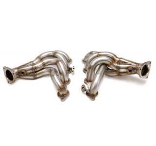 "01-04 BBE ""Shorty"" Exhaust Headers (Carb Legal)"