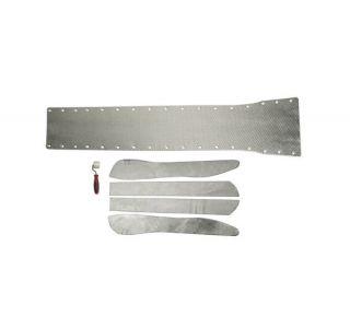 97-04 DEI Exhaust Tunnel Complete Kit w/Roller