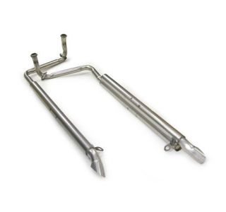 70-74 454 Side Exhaust Muffler (Stainless)