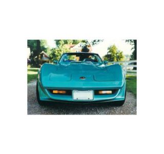 1968-1972 Corvette Indy Style Front Spoiler