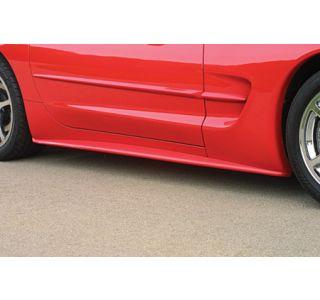 1997-2004 Corvette ACI Side Skirt Kit