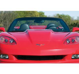 2005-2013 Corvette ACI Hi-Rise Fiberglass Hood