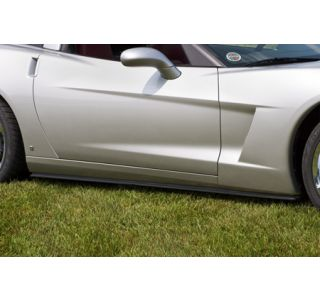 C6 Corvette Ground Effects & Front Spoilers (2005-2013)