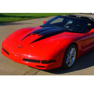 1997-2004 Corvette RK Sport Ram Air Hood w/Carbon Fiber Blister