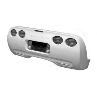 97-04 Rear Bumper Cover - Fiberglass