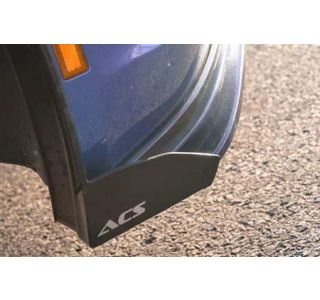 14-18 ACS Five1 Lip Spoiler Optional Winglets (Style)