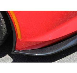 14-18 ACS Stingray Front Splitter Side Deflectors (Style)