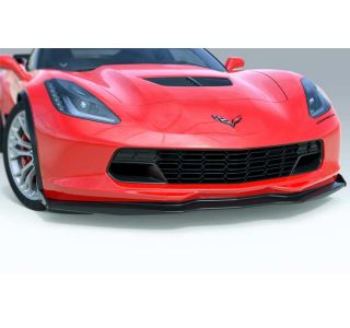 14-18 ACS Z06 Front Splitter (No Deflectors) (Style)