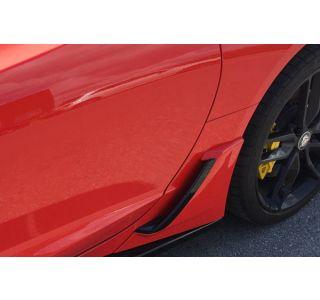 """14-18 Z51 """"Z06 Style"""" Side Scoops w/Brake Ducts"""