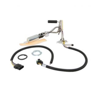 68-74 Holley Gas Tank Fuel Pump & Sending Unit Module (255LPH)