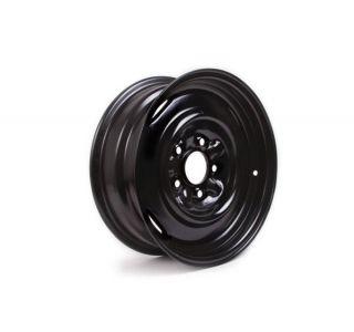 """65-66 15 x 5.5"""" Steel Wheel Set"""