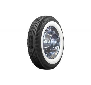 "53-60 670-15 Firestone Tire - 2 11/16"" Whitewall"