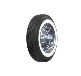 "56-60 670-15 US Royal Tire - 2 1/2"" Whitewall"