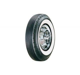 """61 670-15 Goodyear Super Cushion Tire - 2 1/4"""" Whitewall"""