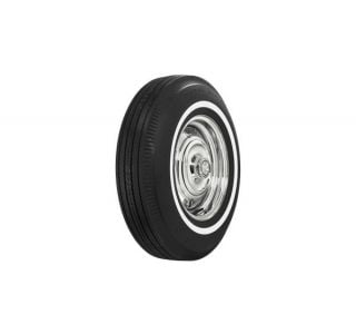 "62-64 670-15 US Royal Tire - 1"" Whitewall"
