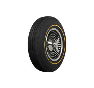 65-66 775-15 BF Goodrich Tire - Goldline