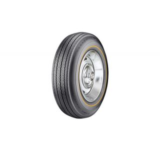 65-66 775-15 Goodyear Power Cushion Tire - Goldline