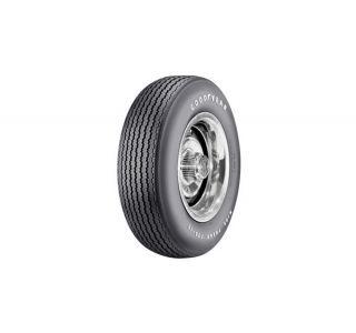 "68-72 F70-15 Goodyear ""Speedway"" Tire - Raised White Letter"