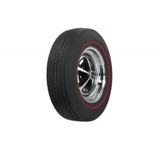 """68-69 F70-15 Firestone """"Wide Oval"""" Tire - Redline"""