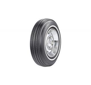 """66-67 775-15 Goodyear Power Cushion Tire - 5/8"""" Whitewall"""