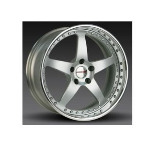"1997-2004 Corvette Forgeline SO3P 3-Piece Premier Alloy Wheels (19""x9.5""/20""x11"")"