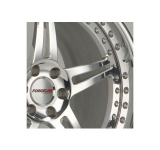 Forgeline Option A - Fully Polished Center Wheel