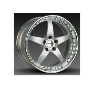 "2005-2013 Corvette Forgeline SO3P 3-Piece Premier Alloy Wheels (19""x9.5""/20""x11"")"