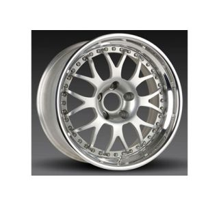 "2005-2013 Corvette Forgeline WC3R 3-Piece Competition Alloy Wheels (18""x10""/18""x11"")"
