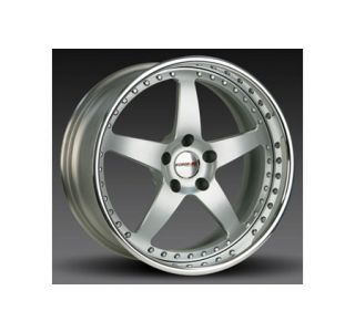 "2006-2013 Corvette Z06/ZR1 Forgeline SO3P 3-Piece Premier Alloy Wheels (19""x10""/20""x12.5"")"