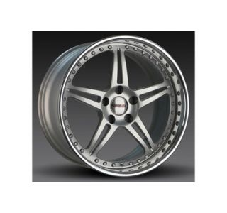 "2006-2013 Corvette Z06/ZR1 Forgeline SP3P 3-Piece Premier Alloy Wheels (19""x10""/20""x12.5"")"
