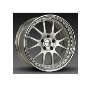 "2006-2013 Corvette Z06/ZR1 Forgeline VR3P 3-Piece Premier Alloy Wheels (19""x10""/20""x12.5"")"