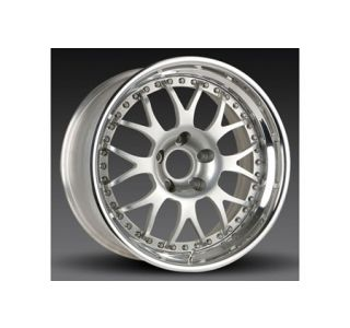 "2006-2013 Corvette Z06/ZR1 Forgeline WC3S 3-Piece Competition Alloy Wheels (19""x10""/20""x12.5"")"