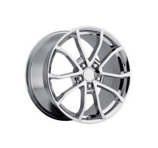 """84-87 2013 60th CUP Chrome Wheel Set (18x9.5"""")"""