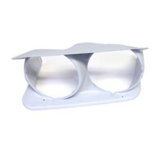 73-82 Headlight Bezel (Correct SMC) (Side)