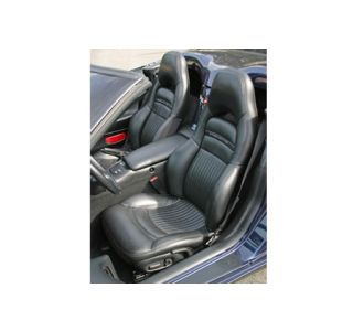 97-04 Sport Seat Covers (Leather/Vinyl)