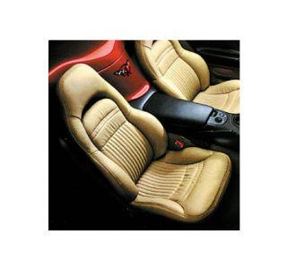 1997-2004 Corvette Sport Seat Covers (Leather-Like)