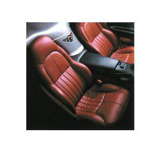 1997-2004 Corvette STD Seat Covers (Leather-Like)