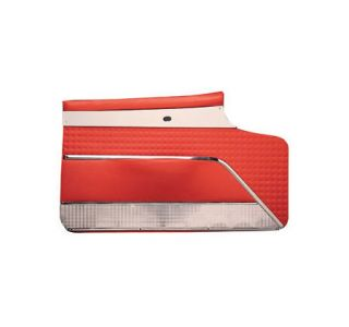 1956-1957 Corvette Complete Door Panels