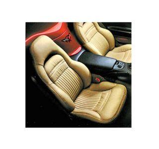 1997-2004 Corvette Sport Seat Covers (100% Leather)