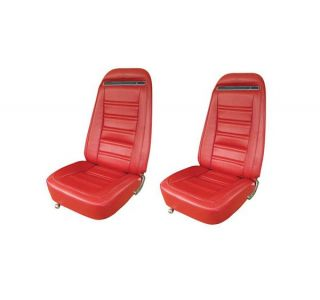 72 Seat Covers (Original Style Leather)