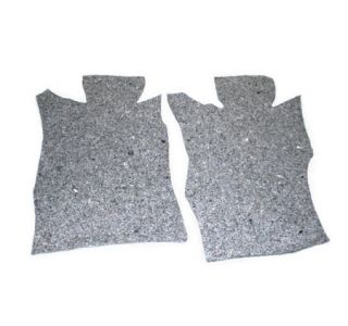 1965-1967 Corvette Carpet Jute Padding Set