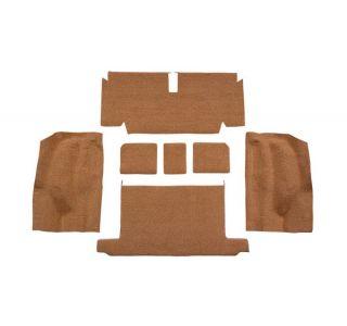 71-75 Conv Rear Only Carpet Set (